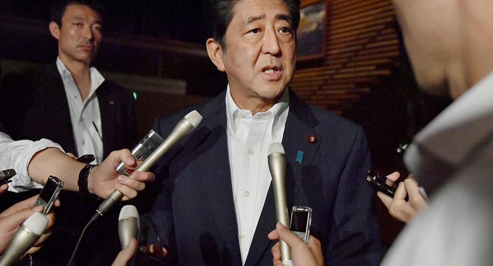 Abe: Japonya ve Rusya birlikte Kuzey Kore'nin politikasını değiştirebilir