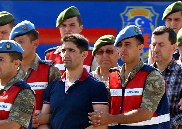 Erdoğan'a suikast girişimi sanığı Yüzbaşı Ergün Şahin