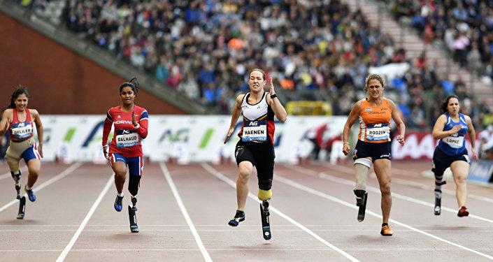 Paralimpik sporcular