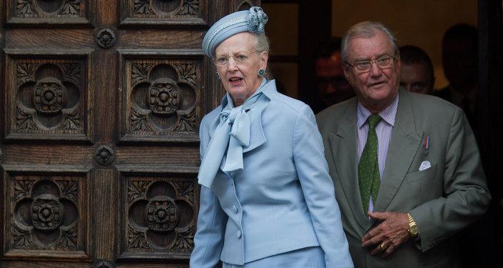 Prens Henrik - Kraliçe Margrethe