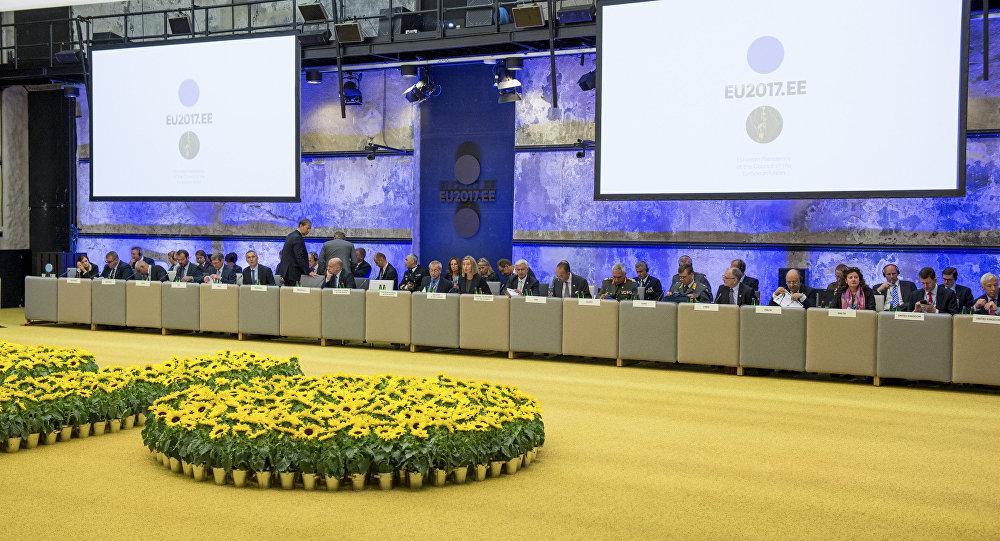 AB Dışişleri ve Savunma Bakanları Toplantısı
