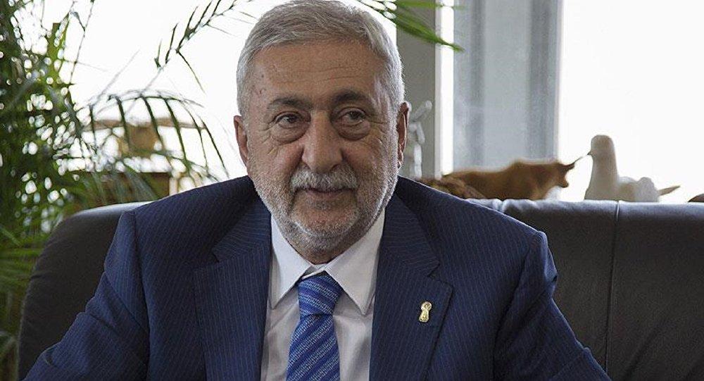 Türkiye Esnaf ve Sanatkarları Konfederasyonu (TESK) Genel Başkanı Bendevi Palandöken