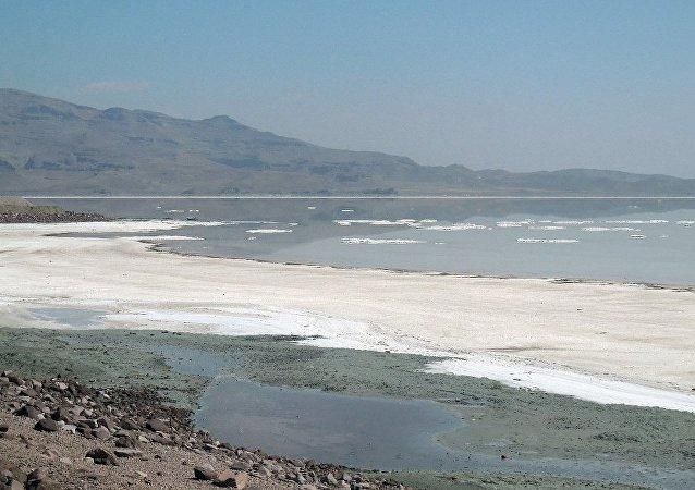 Urmiye Gölü