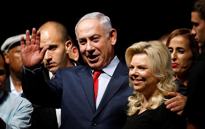 Netanyahu'nun eşi, Ukrayna'da kendisine ikram edilen 'karşılama ekmeğini' yere attı