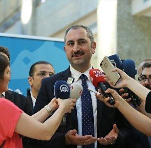Adalet Bakanı Abdülhamit Gül