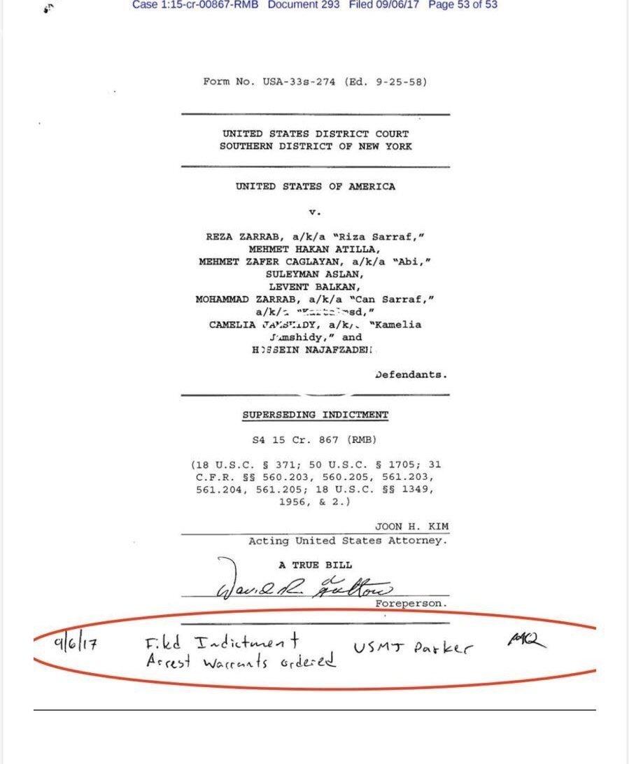 ABD'de Zafer Çağlayan hakkında tutuklama kararı