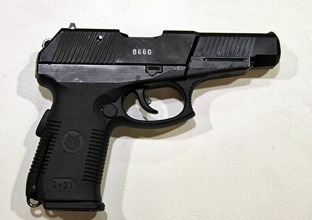 Rus tabanca