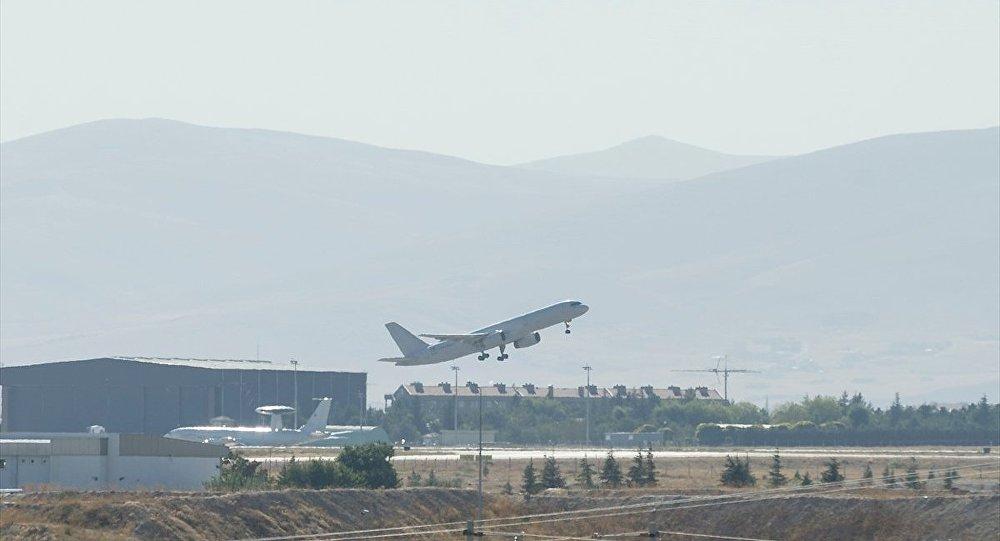 Konya'daki 3. Ana Jet Üs Komutanlığı'nda konuşlanan NATO Üssü
