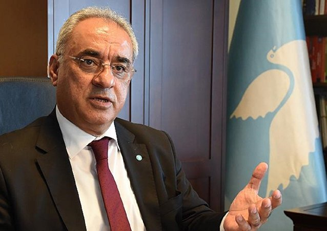 Demokratik Sol Parti (DSP) Genel Başkanı Önder Aksakal