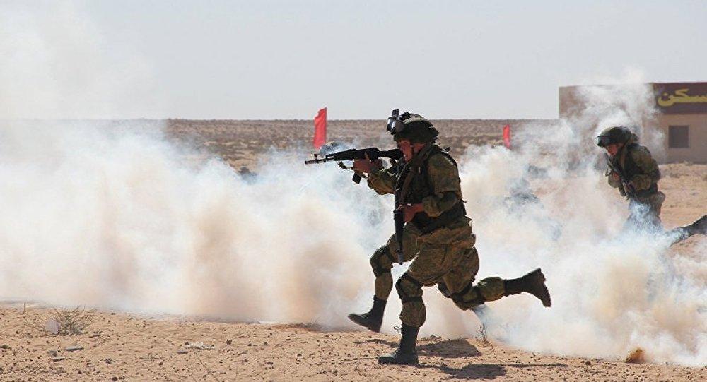 Rusya ve Mısır ortak askeri tatbikatı Dostluğun Koruyucuları 2