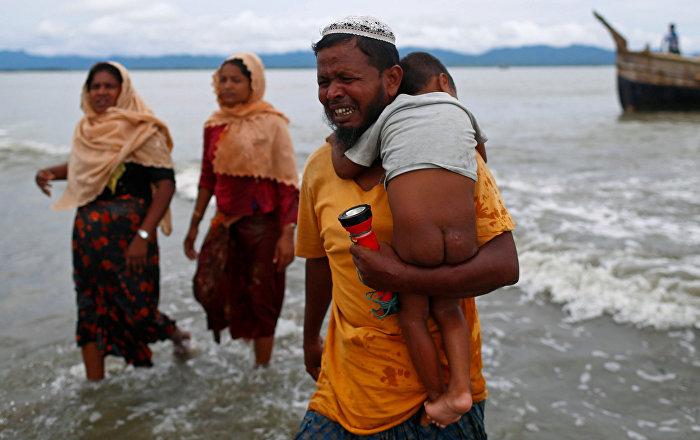 BM: Myanmar Arakanlılara etnik temizlik yapıyor