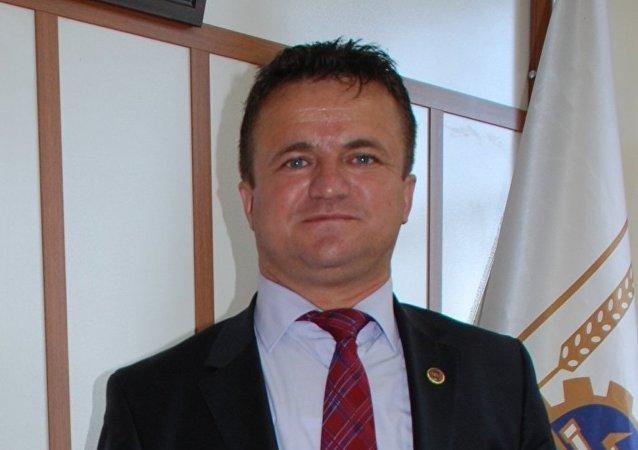 Burdur'un Karamanlı İlçe Belediye Başkanı Fatih Selimoğlu