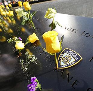 11 Eylül saldırılarının kurbanları törenlerle anıldı