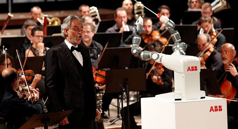 GÜNÜN OLAYI: Yapay zekâ orkestra yönetti!