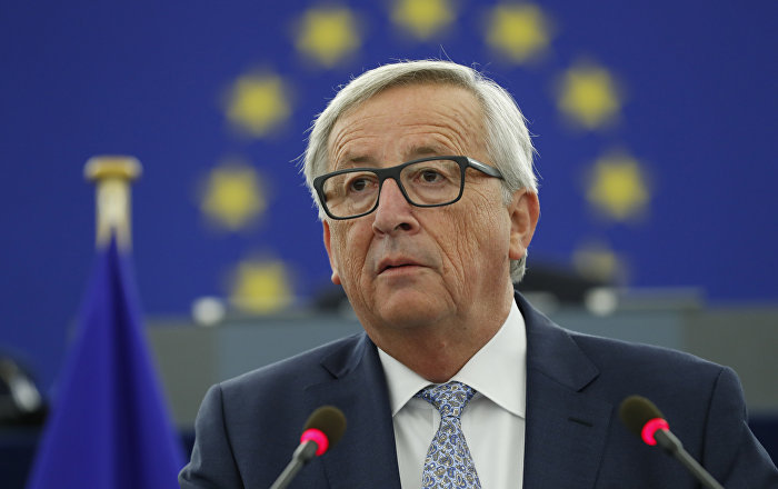 Juncker: Avrupa küresel sahnede güç kaybediyor