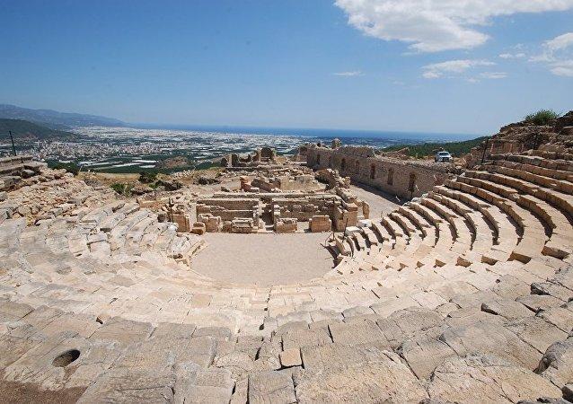 Rhodiapolis Antik Kenti