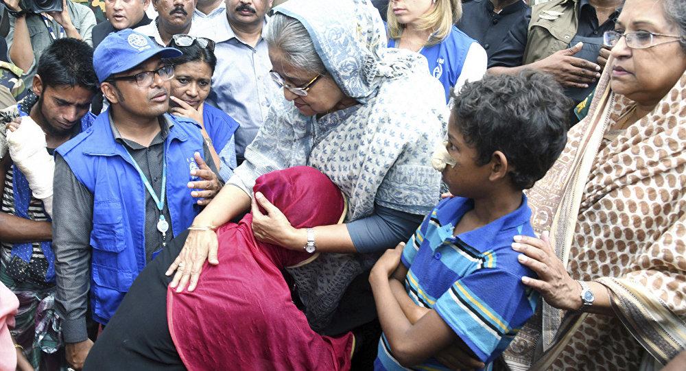 Başbakan Şeyh Hasina