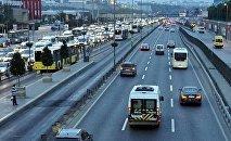 Trafik - okul servisi