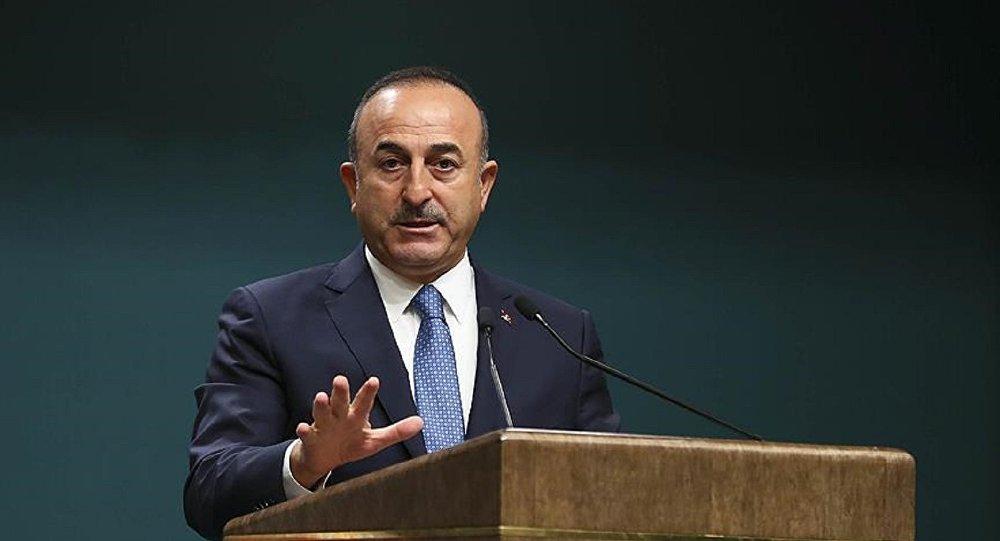 Çavuşoğlu'ndan IKBY'ye referandum tepkisi: Biz yeri geldi mi hiçbir gücü kullanmaktan çekinmeyiz