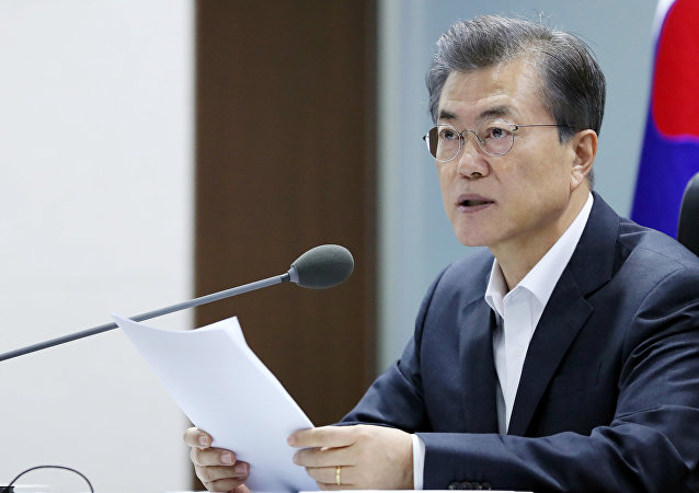 Güney Kore Devlet Başkanı Moon Jae-in