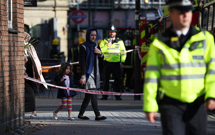 Londra'daki saldırıyla ilgili 1 şüpheli tespit edildi