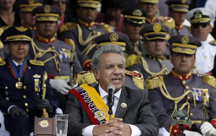 Ekvador, Kolombiya hükümeti ve ELN müzakerelerinden çekiliyor