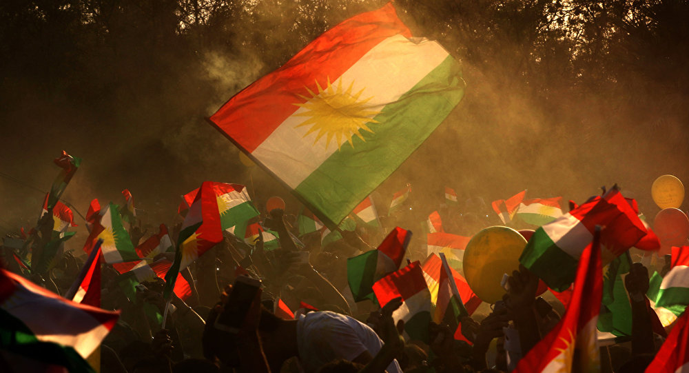 IKBY bayrağı