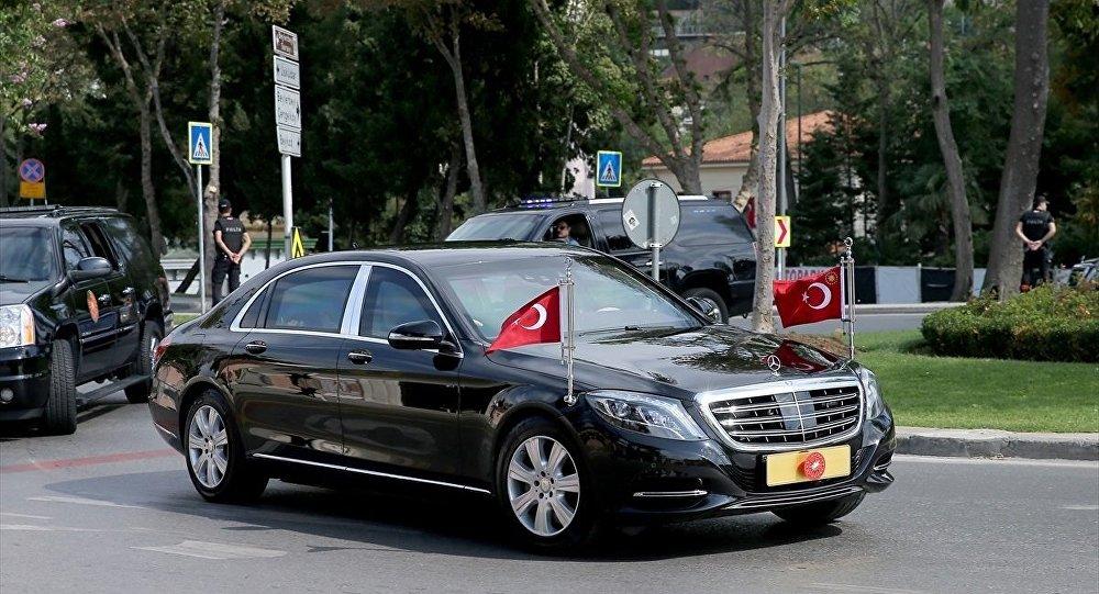 Cumhurbaşkanı Erdoğan - Başbakan Yıldırım