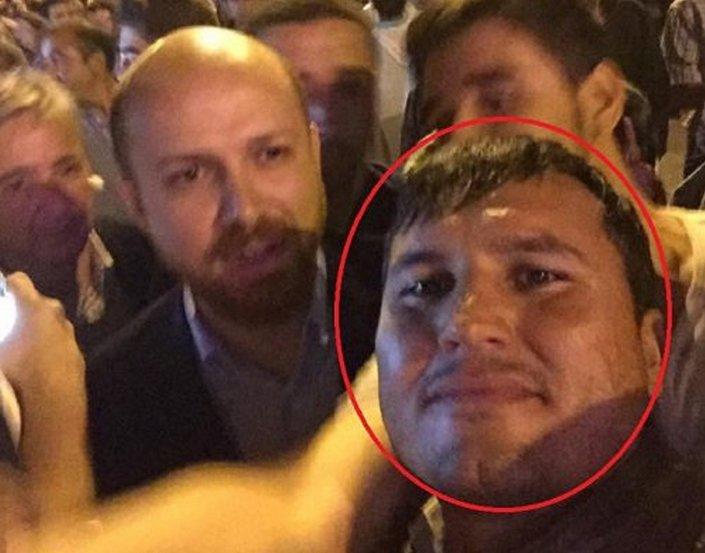Bilal Erdoğan ve Murat Alp