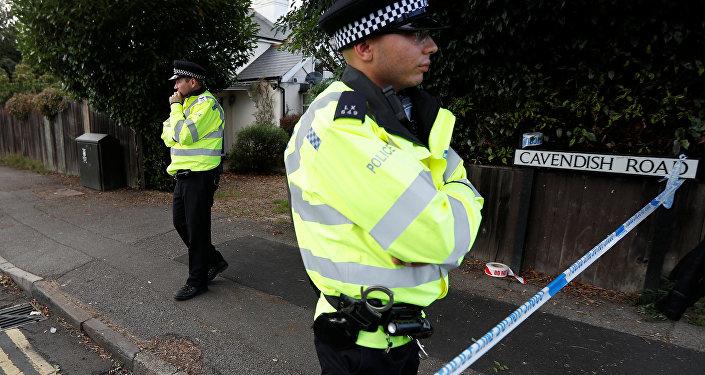 Londra polisi