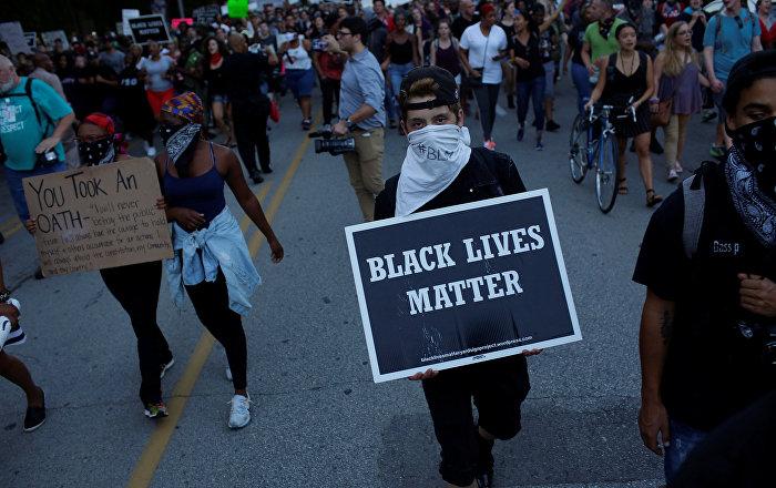 ABD'de protestolar ikinci gününde