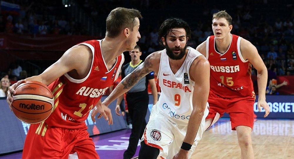2017 Avrupa Basketbol Şampiyonası Rusya-İspanya