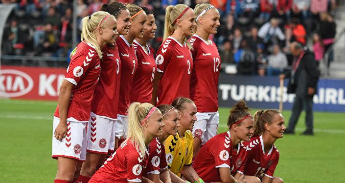Danimarka Kadın Milli Futbol Takımı