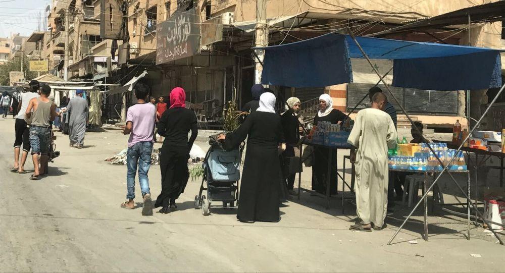 Rusya: Suriye'de IŞİD'in kontrolünde yüzde 5'ten az bir bölge kaldı