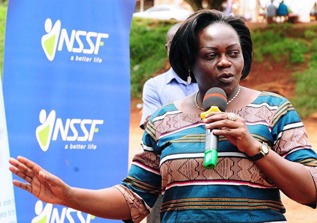 Uganda Sağlık Bakanı Sarah Opendi