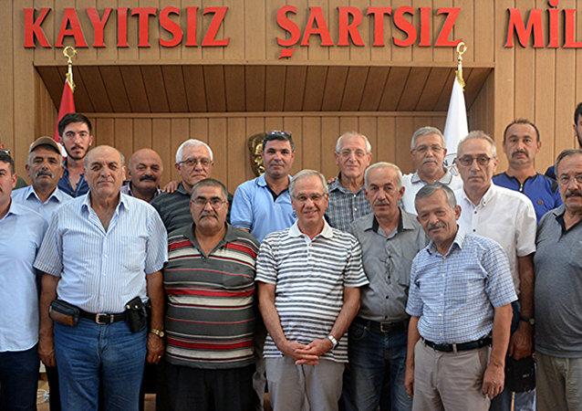 MHP Dinar teşkilatı