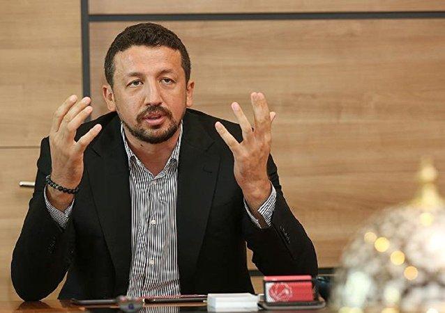Başkanı Hidayet Türkoğlu,