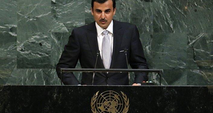 Katar Emiri Şeyh Temim bin Hamed El Sani