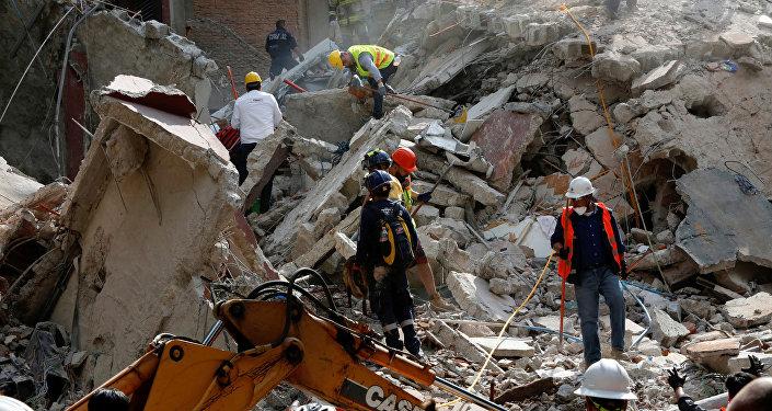 Meksika - Deprem