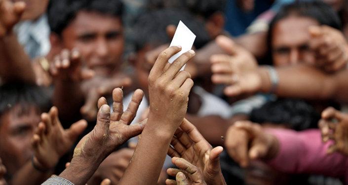 Arakanlı Müslümanlar, Bangladeş