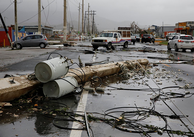 Maria Kasırgası- Porto Riko