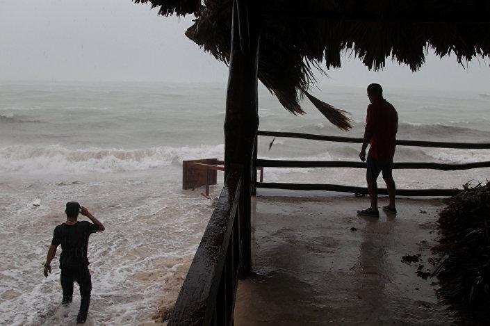 Maira Kasırgası- Dominik Cumhuriyeti
