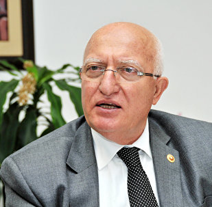 Eski CHP Antalya Milletvekili Gürkut Acar
