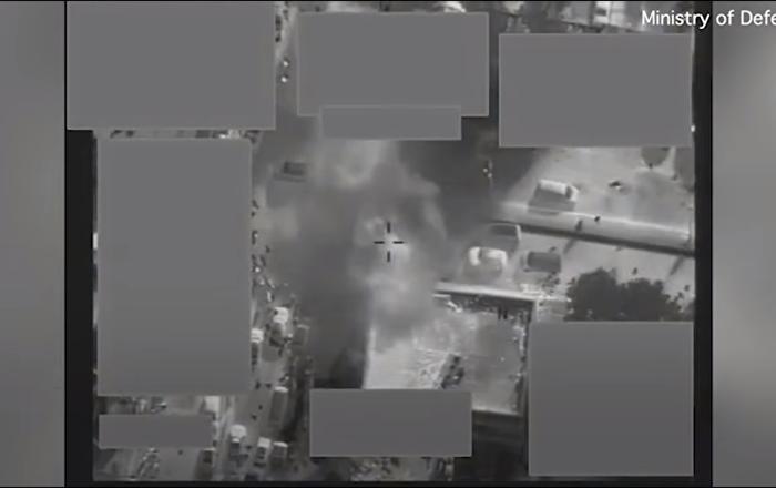 İngiliz ordusuna ait İHA, Suriye'de halka açık infazı engelledi