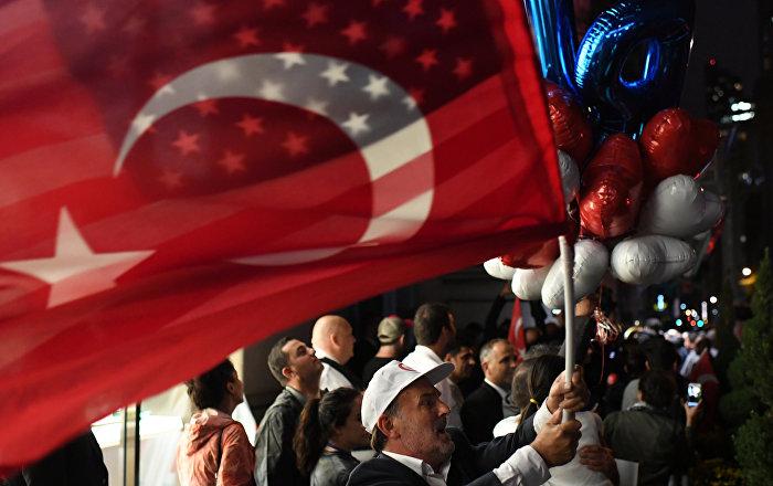 Türkiye'den ABD'ye yalanlama gecikmedi