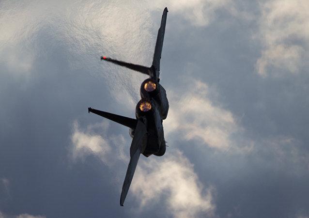 İsrail F-15