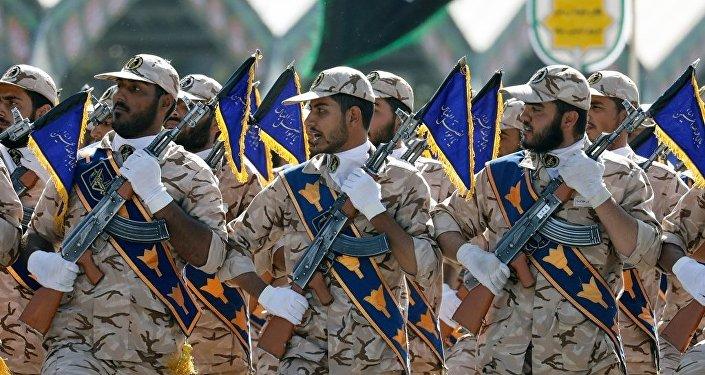 İran ordusu