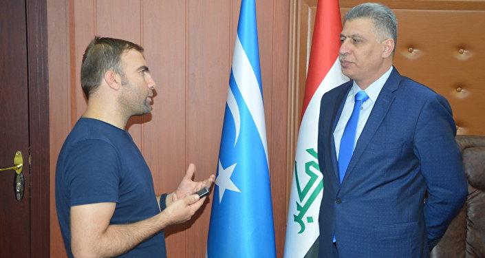 Irak Türkmen Cephesi-Erşat Salihi