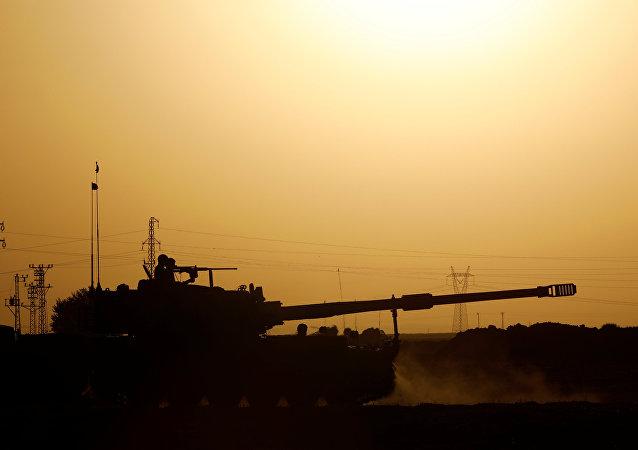 Irak- Sınır- Türk askeri- Tatbikat