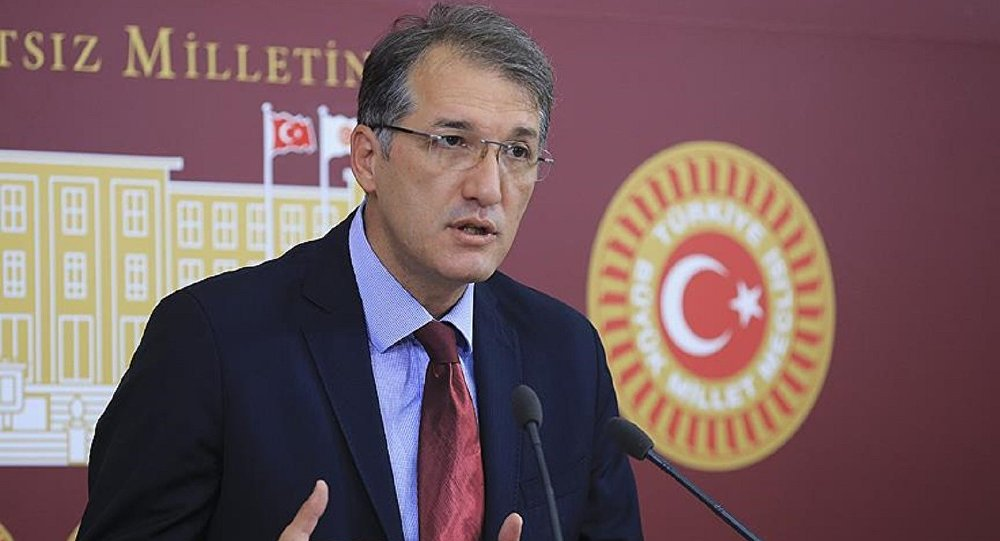 CHP Bursa Milletvekili Ceyhun İrgil